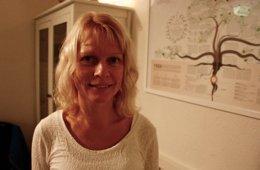 ENGASJERT INSTRUKTØR: Trude Odrun Skarestad tar arbeidet sitt på alvor, og er opptatt av at stress må ut av folks hverdag.