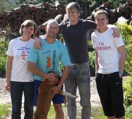Familien Friedrich: