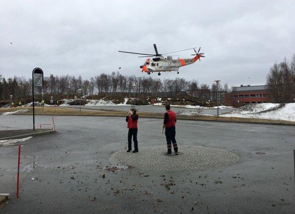 Helikopter: