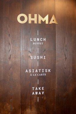 Sushi ohma